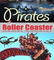 Pirates + Roller Coaster (7D)