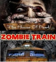 The House of Dead + Zombie Train (7D)